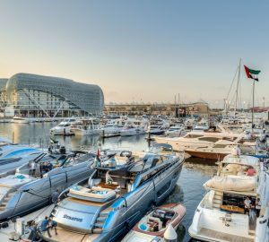 Why the Abu Dhabi Grand Prix is the perfect event for chartering a luxury yacht