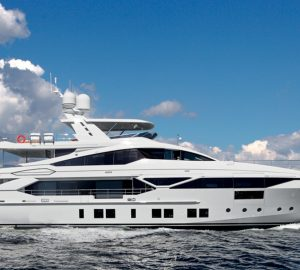 Benetti superyacht Cheers 46 ready for Bahamas charters