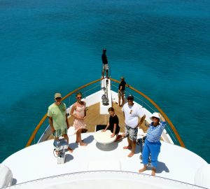 Take the holiday of a lifetime in the Caribbean and Bahamas with luxury charter yacht Syrene