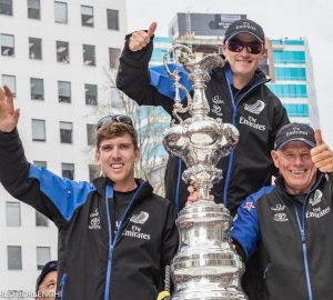 Auckland begins preparations for the 2021 America's Cup