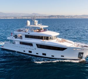 Special offer: 8 days for 7 over Thanksgiving with M/Y Narvalo on Caribbean and Bahamas charters