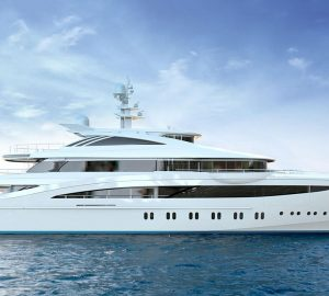 Rossinavi Sold 52m Luxury Superyacht Project Florentia
