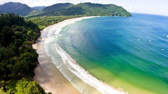 Las Cuevas ©Trinidad & Tobago Tourism Development Company