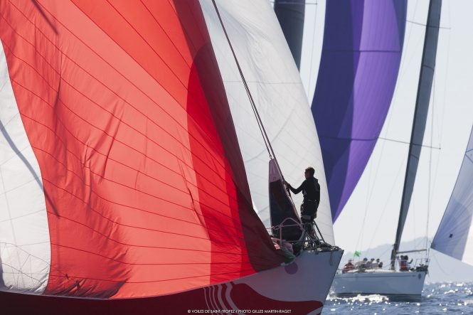 Les Voiles de Saint-Tropez – 30 September - 8 October 2017 - Photo Gilles Martin-Raget