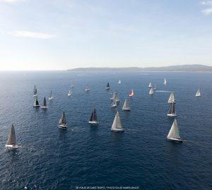 Les Voiles De Saint Tropez 2017 - Results
