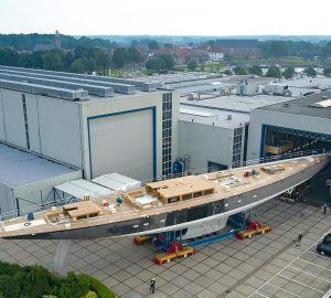 Construction update: Project RH399 from Royal Huisman entering final stages