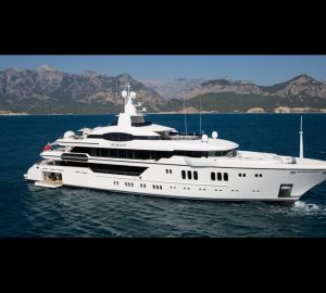 Spend the festive season in the Mediterranean with luxurious charter yacht Irimari