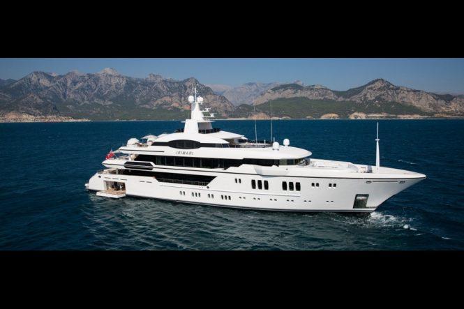 Luxury yacht IRIMARI - Built by Sunrise Yachts