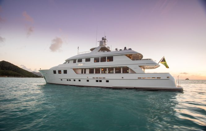 Luxury yacht MIM (ex.MAGHREB V) - Built by Burger Yachts