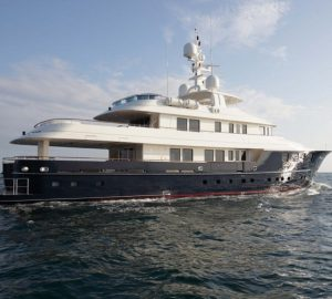 Charter M/Y Ocean's Seven in the Caribbean and Bahamas this winter