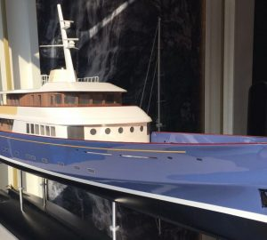 Royal Huisman to undertake retro-classic conversion 'Project Marlin'
