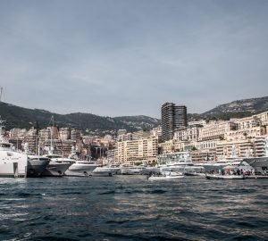 Photo Gallery from the 2017 Monaco Yacht Show