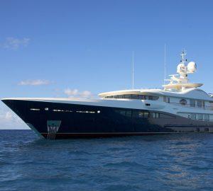 Charter luxury yacht Deniki in Norway in summer 2018