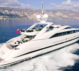 Charter luxury yacht Sealyon in the Bahamas this Christmas and New Year