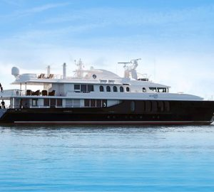 Charter superyacht She's a 10 in the Bahamas