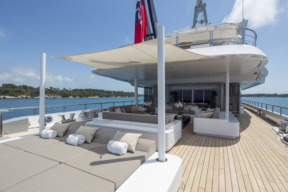 Special Offer Charter Rate For MY Mogambo At The