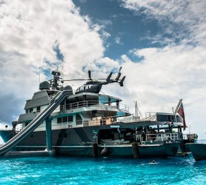 Charter superyacht Plan B in sunny Central America