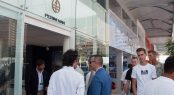Perin Navi stand at MYS 2017