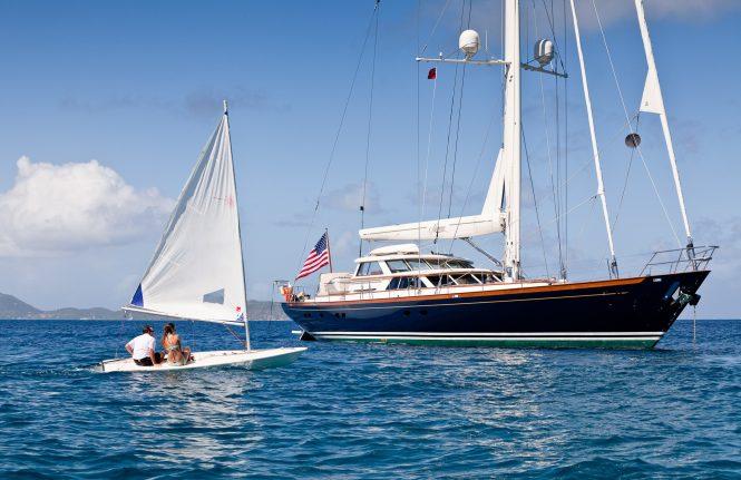 Sailing Yacht MARAE