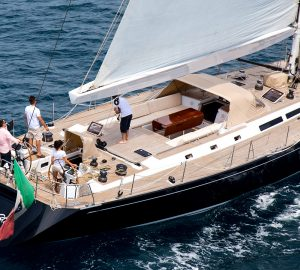 Charter S/Y Southern Star in the Caribbean and Bahamas