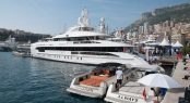 Superyacht HOME at MYS