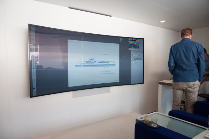 The Carte Blanche Experience at MYS - Photo © CharterWorld.com