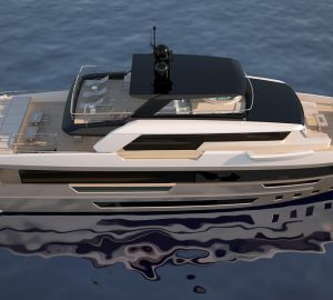 The Filippetti E32 expedition yacht concept from Filippetti Yachts