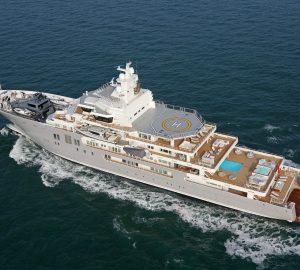 107m mega yacht Ulysses sold to new owner