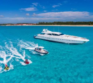 M/Y Incognito for superyacht charter in the Bahamas