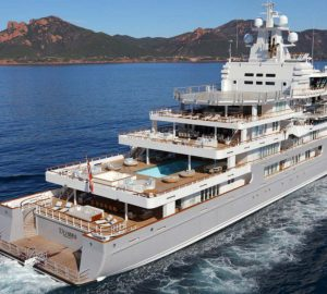 Kleven and Lurssen to collaborate on new 100m superyacht with design by Salt Ship Design