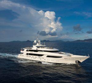Charter superyacht Aquavita in the Caribbean and Bahamas