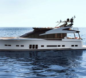 Adler to build carbon fibre hybrid superyacht: Adler Suprema XL