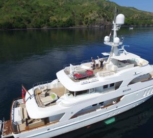 Glowing CharterWorld Customer Review For Yacht BELUGA