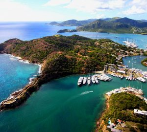 CharterWorld joins sponsors of 'Rebuild Barbuda' event at the upcoming Antigua Charter Yacht Show