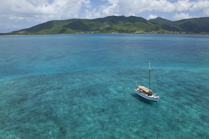 At Sea In Antigua - ©Antigua and Barbuda Tourism Authority