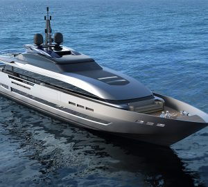 Baglietto 43m Fast receives update from Francesco Paszkowski Design