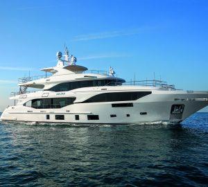 M/Y MR LOUI, Mediterraneo fibreglass and carbon fibre superyacht