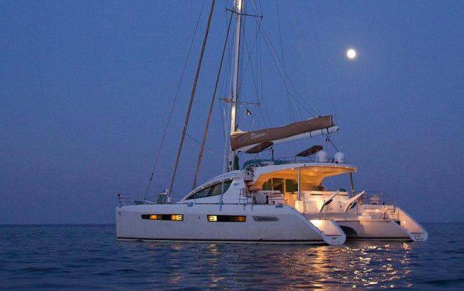 Catamaran ELYSIUM