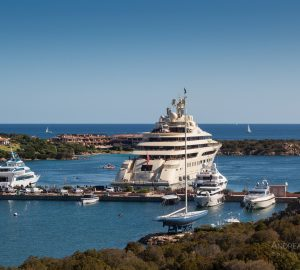 5 Sensational superyachts captured on camera