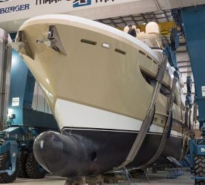 Burger Boats launches 32m explorer yacht 'Northland'