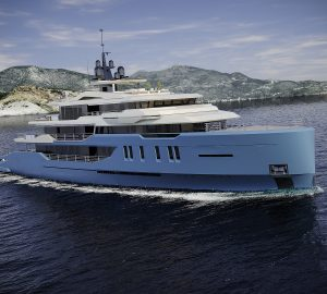 Watch: Creation of the magnificent 68m superyacht DAY'S
