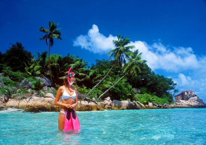 Fantastic vacations in Seychelles