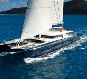 Charter sailing yacht Hemisphere in Belize