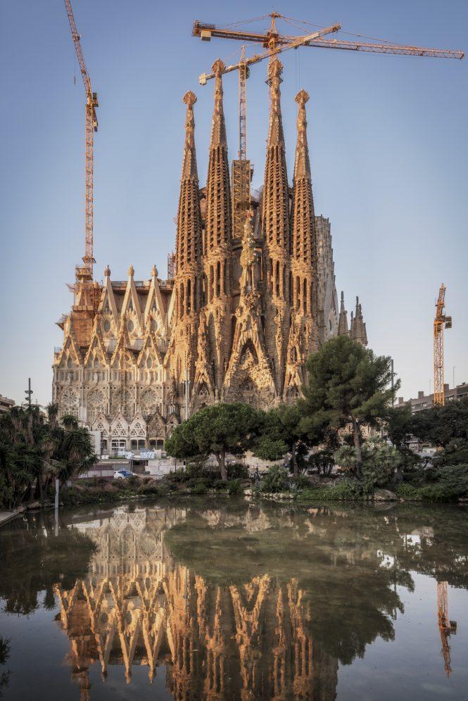 La Sagrada Familia - credit to sagradafamilia.org