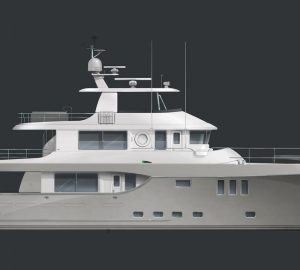 Nordhavn discloses details on its Nordhavn 80 explorer yacht series