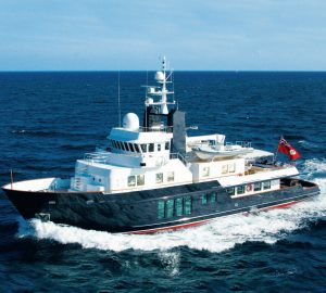 Charter Special: Christmas aboard superyacht RH3 in the Caribbean