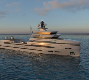 ROSETTI SUPERYACHTS – New Brand on the Large Luxury Yacht Scene