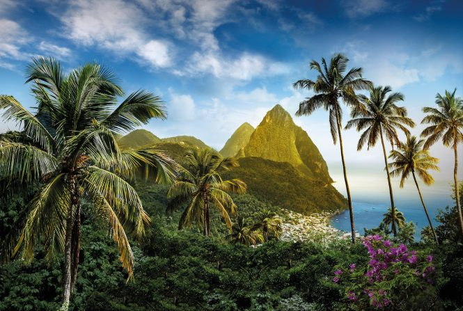 St Lucia - ©Saint Lucia Tourist Board