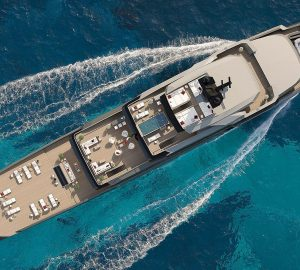 VSY teams up with Hot Lab for 67m Explorer yacht concept