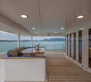 Charter Special: Christmas holidays aboard M/Y Northern Sun in Thailand